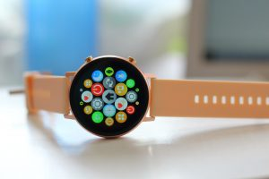Apps of smartwatch
