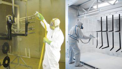 Photo of Powder Coating – The Decline of Liquid Coating