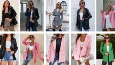 Photo of New Look Women Blazers – Buy with Shein