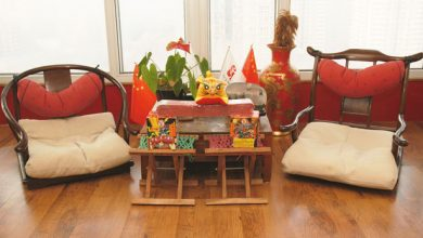 Photo of Home Decorating with Asian Furniture